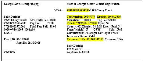 Car registration renewal fee florida